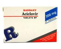Koortslip: Aciclovir