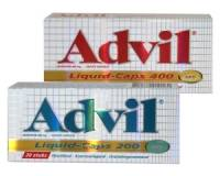 Flu -viral infections: Advil