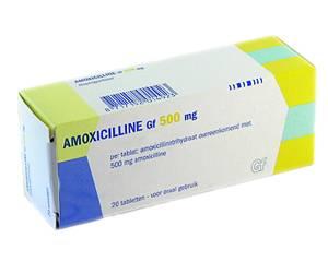 Amoxil (Amoxicillin)