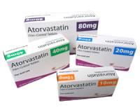 Cholesterin: Atorvastatin