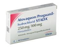 Atovacuona-Proguanil