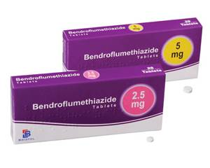 Bendroflumethiazid