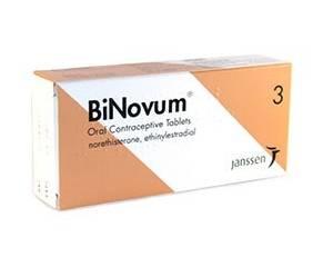 BiNovum (Ethinylestradiol)