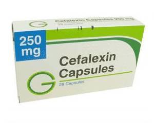 Cephalexin (Cefalexine)