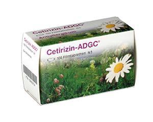 Cetirizin ADGC