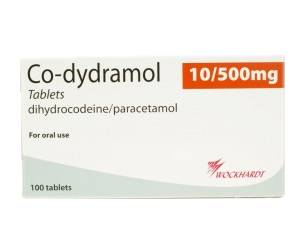 Co-Dydramol