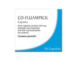 Co-Fluampicil