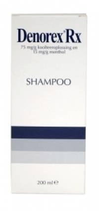 Hoofdroos: Denorex Shampoo