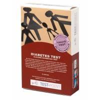 Diabeteshemmatest