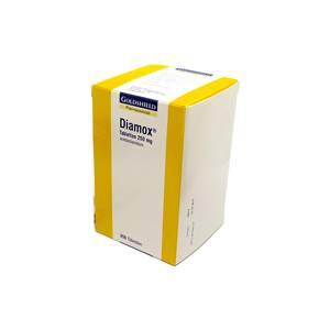 Diamox (Acetazolamide)