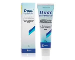 Duac Acne Gel