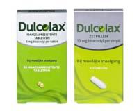 Constipatie: Dulcolax