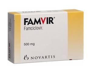 Famvir famciclovir