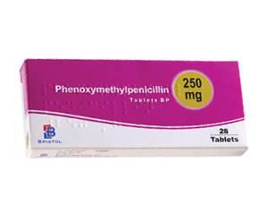 Fenoxymethylpenicilline