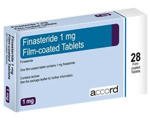 Finasteride 1 mg