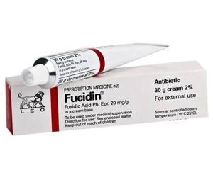 Fucidin (Fucidine)