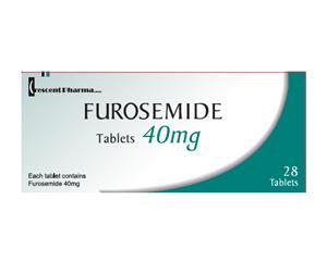 Wofür ist Furosemid?