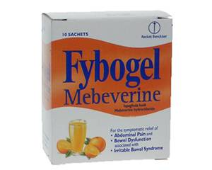 Fybogel Mebeverine | Constipation | Abdominal Cramps