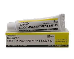 Lidokain (Lidocaine)