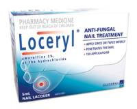 Fungal infections: Loceryl