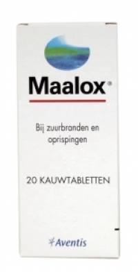 Maag en darm: Maalox