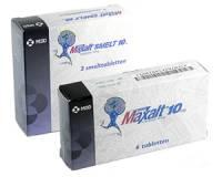 Migraine: Maxalt