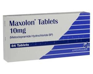 Maxolon (metoclopramide)