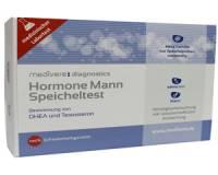 Zelftesten: Medivere Hormonen Man Speekseltest