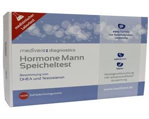 Medivere Hormonen Man Speekseltest