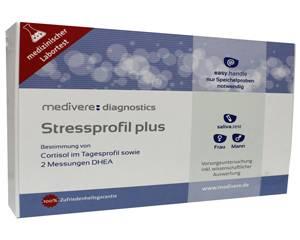 Medivere Stressprofiel Plus Speekseltest