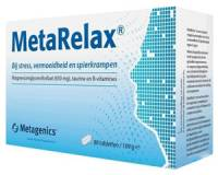 Vermoeidheid: MetaRelax