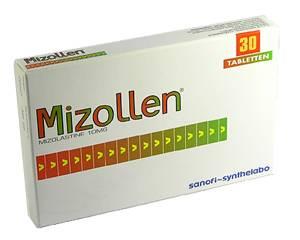 Mizollen