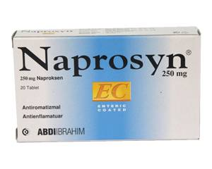 Naproxen problems