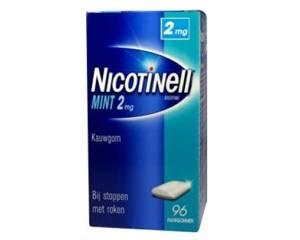 Nicotinell Kaugummi