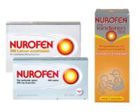 Flu -viral infections: Nurofen