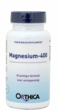 Geheugenverlies - Concentratie: Orthica Magnesium 400