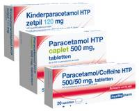 Flu -viral infections: Paracetamol