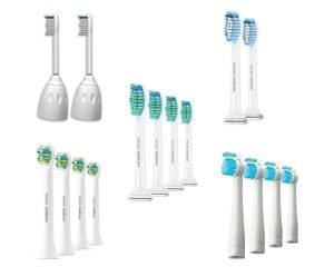 Philips Sonicare Opzetborstels