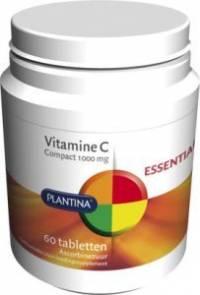 Griep - Verkoudheid: Plantina Vitamine C 1000