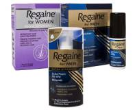 Hair loss: Regaine