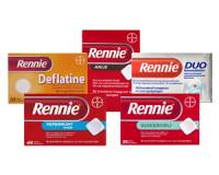 Schwangerschaft - Stillzeit: Rennie