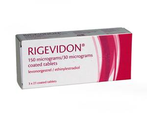 Rigevidon (Nora 30)