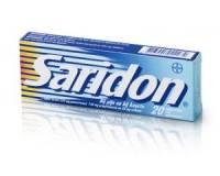 Rugpijn: Saridon