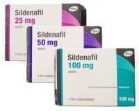 Erectile Dysfunction: Sildenafil Pfizer
