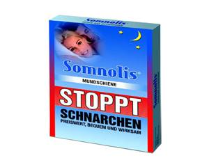 Somnolis Anti-Snurkbeugel