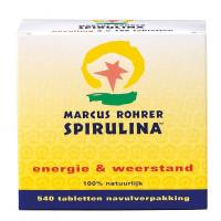 Spirulina Marcus Rohrer