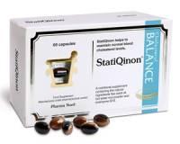 Hoog cholesterol: StatiQinon