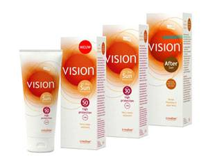 Vision All Day Sun Protection