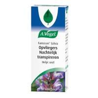 Menopauze: Famosan Salvia