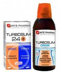 Afslanken - overgewicht: Forte Pharma Turboslim 24u